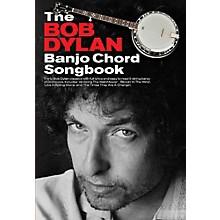 Hal Leonard The Bob Dylan Banjo Chord Songbook