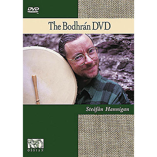 Music Sales The Bodhrán DVD Music Sales America Series DVD Written by Steáfán Hannigan