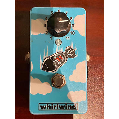 Whirlwind The Bomb Pedal
