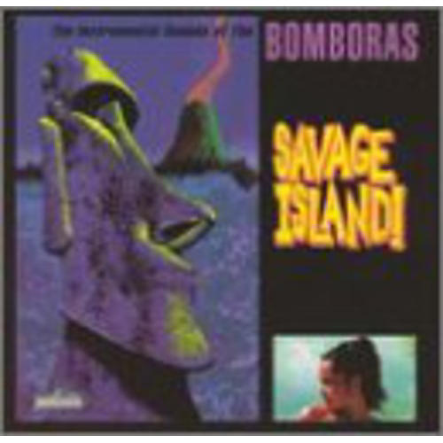 Alliance The Bomboras - Savage Island
