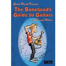 Hal Leonard The Bonehead's Guide to Guitars Book