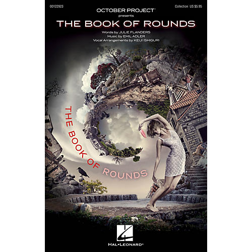 Hal Leonard The Book of Rounds COLLECTION by October Project arranged by Keiji Ishiguri