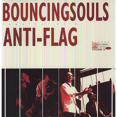 Alliance The Bouncing Souls - Split - Series 4