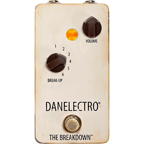 Danelectro The Breakdown Overdrive Effects Pedal Condition 1 - Mint