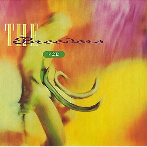 Alliance The Breeders - Pod (Gold Vinyl)