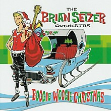 The Brian Setzer Orchestra - Boogie Woogie Christmas Audio (CD)