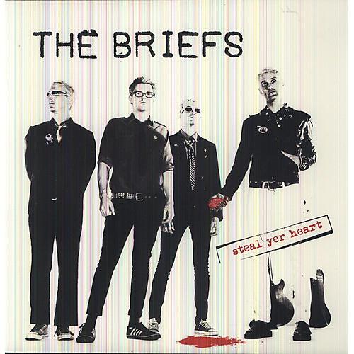 Alliance The Briefs - Steal Yer Heart
