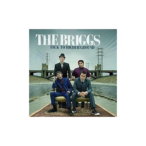 Alliance The Briggs - Back To Higher Ground [Blue Vinyl]