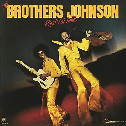 Alliance The Brothers Johnson - Right on Time