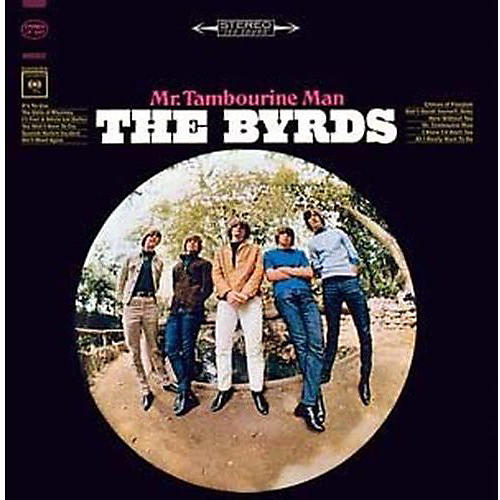 Alliance The Byrds - Mr Tambourine Man