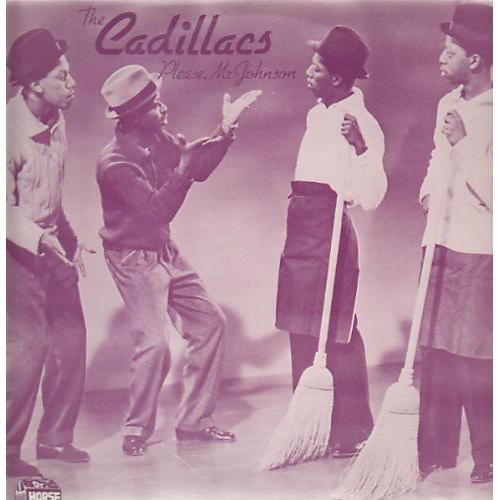 Alliance The Cadillacs - Please Mr. Johnson