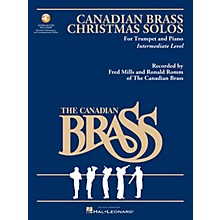 Hal Leonard The Canadian Brass Christmas Solos Brass Series Book Audio Online