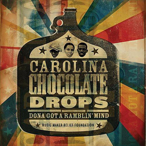 Alliance The Carolina Chocolate Drops - Dona Got a Ramblin Mind