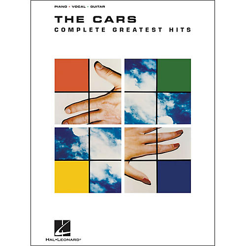 Hal Leonard The Cars - Complete Greatest Hits P/V/G Songbook