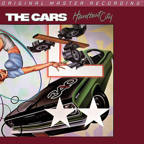 Alliance The Cars - Heartbeat City