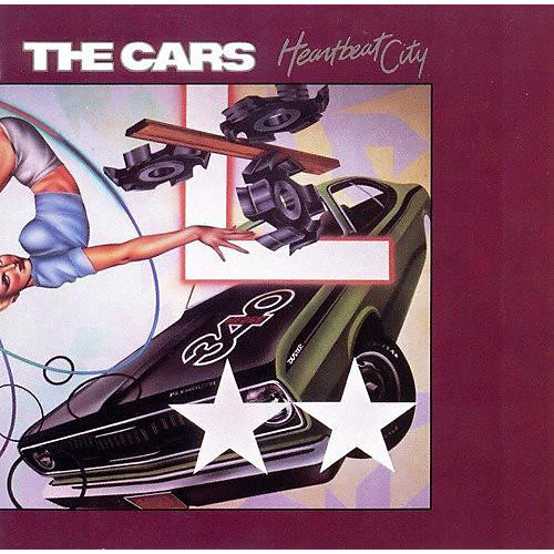 Alliance The Cars - Heartbeat City