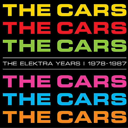 Alliance The Cars - The Elektra Years 1978-1987