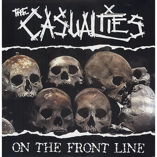 Alliance The Casualities - On the Front Line