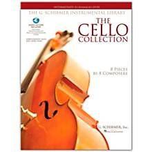 G. Schirmer The Cello Collection - Intermediate To Advanced Cello/Piano G. Schirmer Instr Library Book/Online Audio