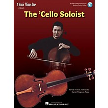 Music Minus One The Cello Soloist - Classic Solos for Cello and Piano Music Minus One Series Softcover Audio Online