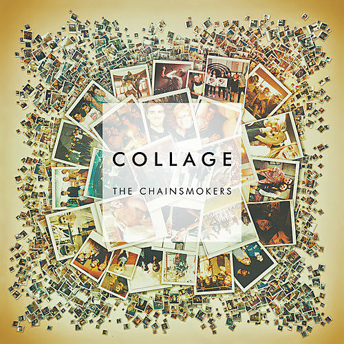 Alliance The Chainsmokers - Collage