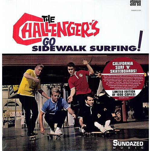 Alliance The Challengers - The Go Sidewalk Surfing