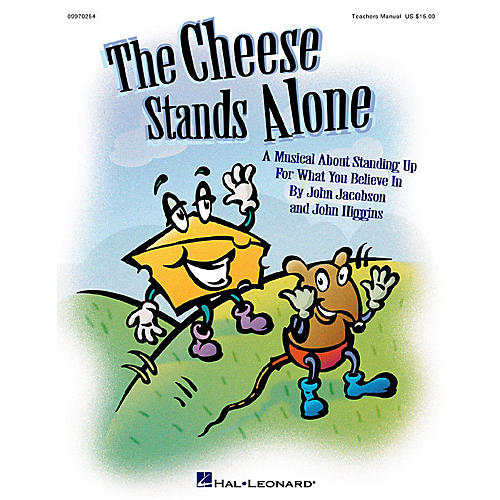 Hal Leonard The Cheese Stands Alone (A Musical for Young Voices) ShowTrax CD Composed by John Higgins