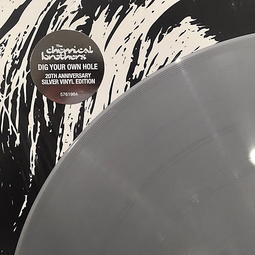 Alliance The Chemical Brothers - Dig Your Own Hole (Silver Vinyl)