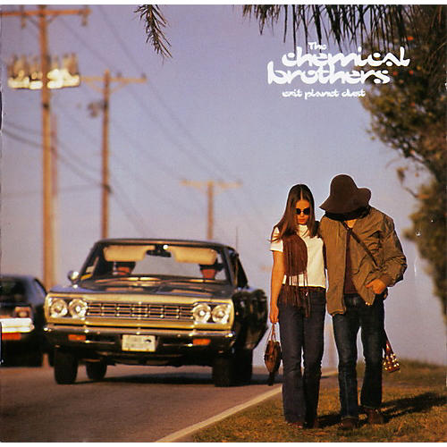 Alliance The Chemical Brothers - Exit Planet Dust