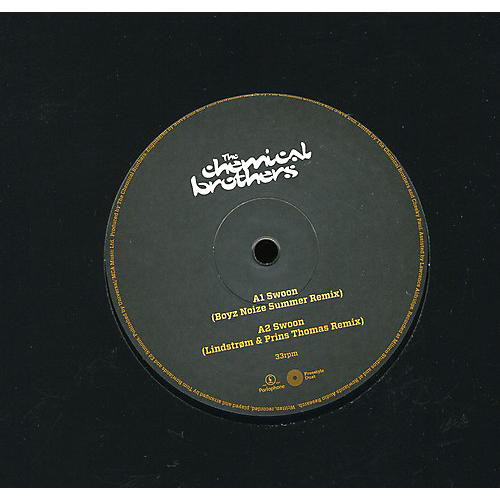 Alliance The Chemical Brothers - Swoon