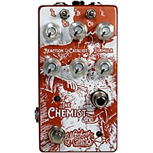 Matthews Effects The Chemist Atomic Modulator Chorus/Vibrato Phaser Octave Effects Pedal