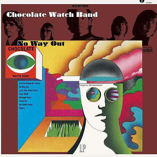 Alliance The Chocolate Watchband - No Way Out
