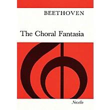 Novello The Choral Fantasia SSATB