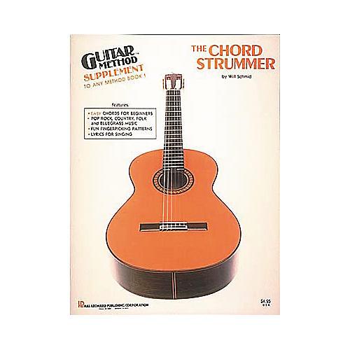 Hal Leonard The Chord Strummer Guitar Tab Book