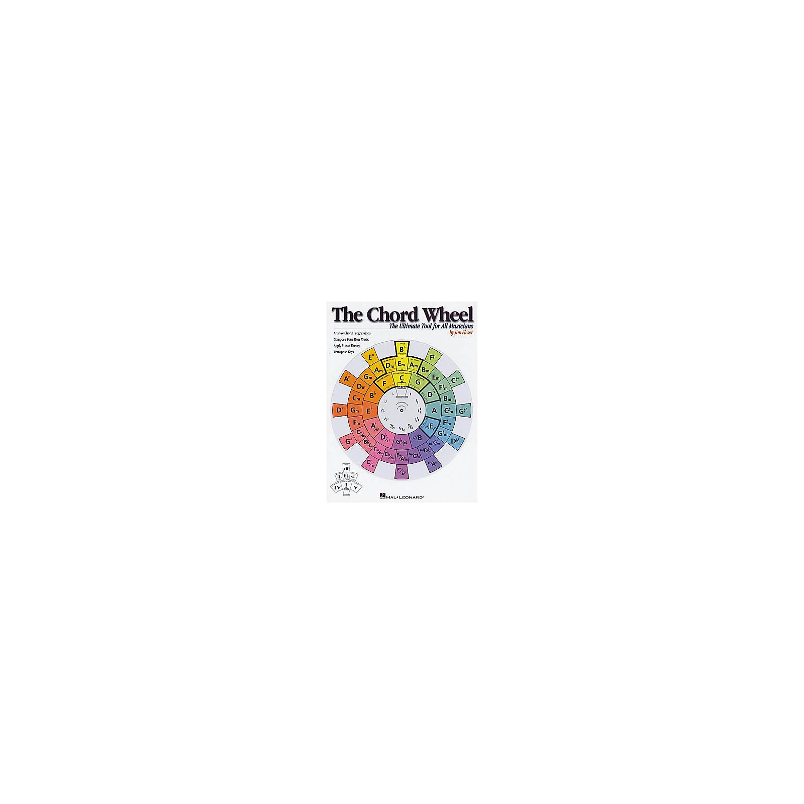 Hal Leonard The Chord Wheel