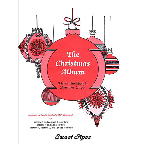 Sweet Pipes The Christmas Album