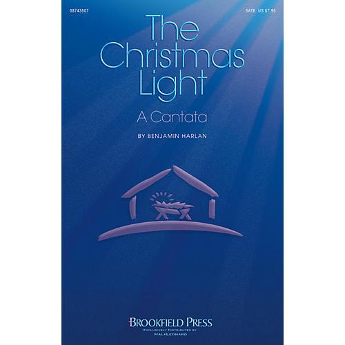 Hal Leonard The Christmas Light SATB composed by Benjamin Harlan