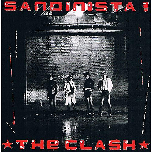 Alliance The Clash - Sandinista!