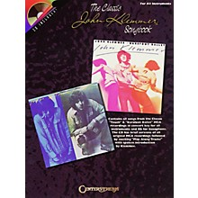 Centerstream Publishing The Classic John Klemmer Songbook Instrumental Folio Series Book with CD Performed by John Klemmer