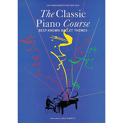 Chester Music The Classic Piano Course: Best-Known Ballet Themes Music Sales America Series