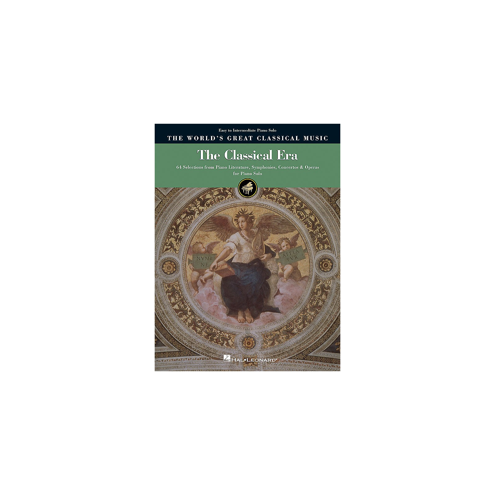 Hal Leonard The Classical Era - Easy to Intermediate Piano Solo World's Greatest Classical Music Series by Various