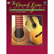 Alfred The Classical Guitar Anthology Book and CD