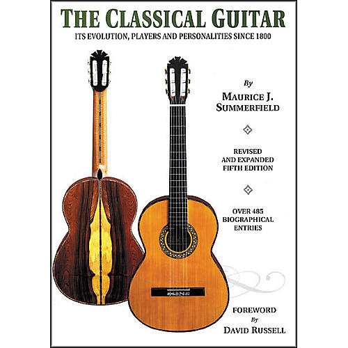 Ashley Mark The Classical Guitar: Revised and Expanded 5th Edition Book