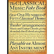 Music Sales The Classical Music Fake Book Music Sales America Series Softcover