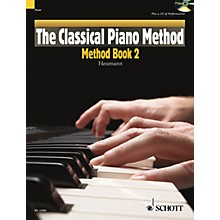 Schott The Classical Piano Method - Method Book 2 Schott Series Softcover with CD