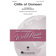 Hal Leonard The Cliffs of Doneen 3-Part Mixed Arranged by Mark Brymer