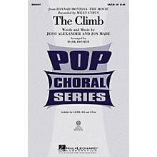 Hal Leonard The Climb ShowTrax CD by Miley Cyrus Arranged by Mark Brymer