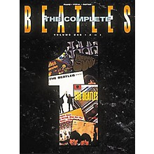 Hal Leonard The Complete Beatles Volume 1 Piano, Vocal, Guitar Songbook