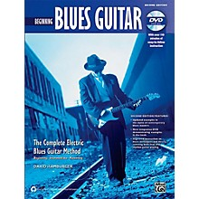 Alfred The Complete Blues Guitar Method: Beginning Blues Guitar (2nd Edition)