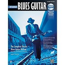 Alfred The Complete Blues Guitar Method: Intermediate Blues Guitar Book & DVD